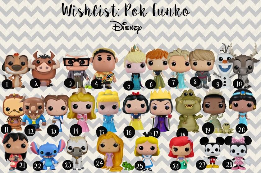 Disney Funko Pop
